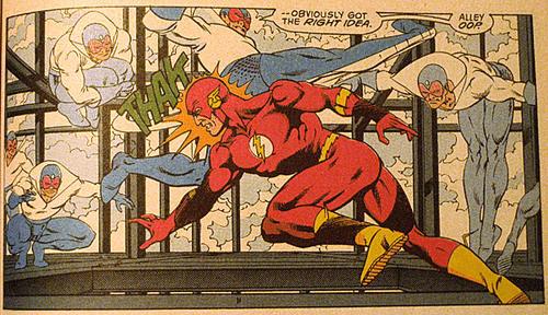 As 17 Melhores HQs do Flash 5