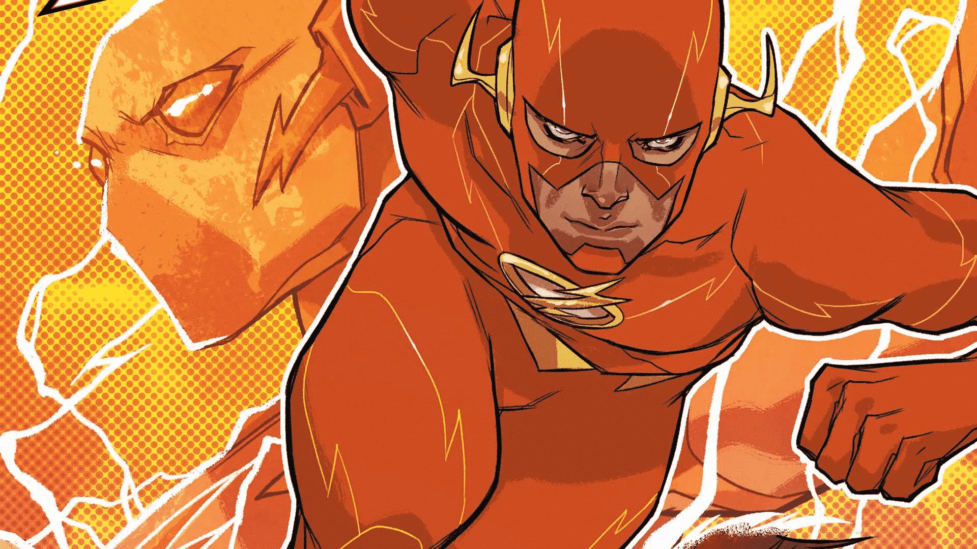 As 17 Melhores HQs do Flash 4