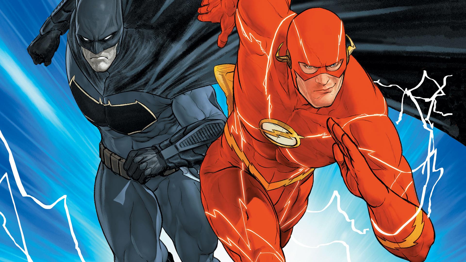 As 17 Melhores HQs do Flash 3