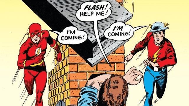 As 17 Melhores HQs do Flash 1