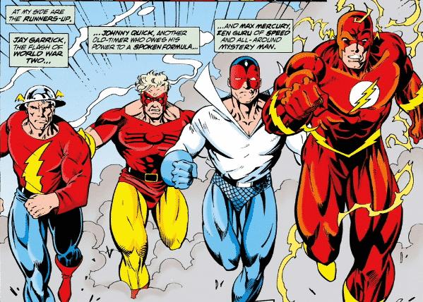 As 17 Melhores HQs do Flash 18