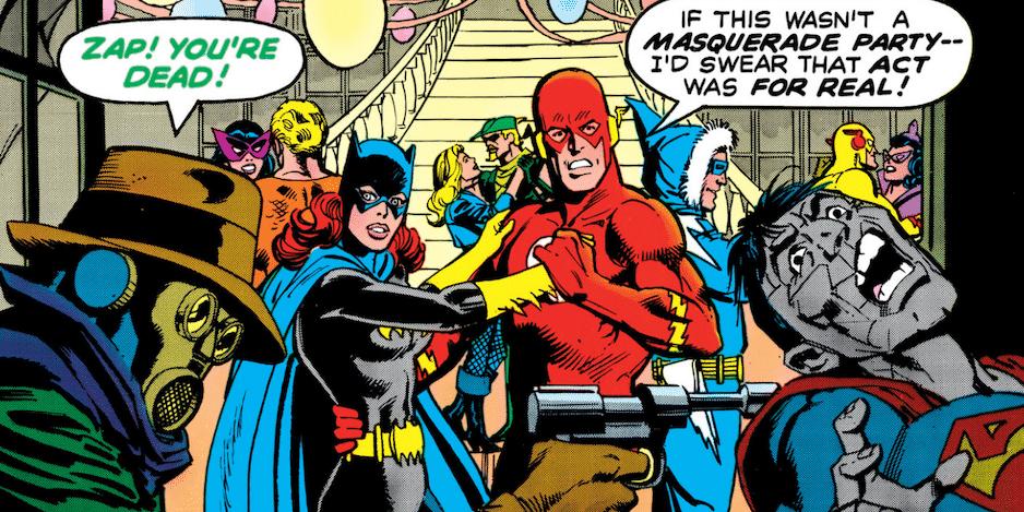 As 17 Melhores HQs do Flash 16