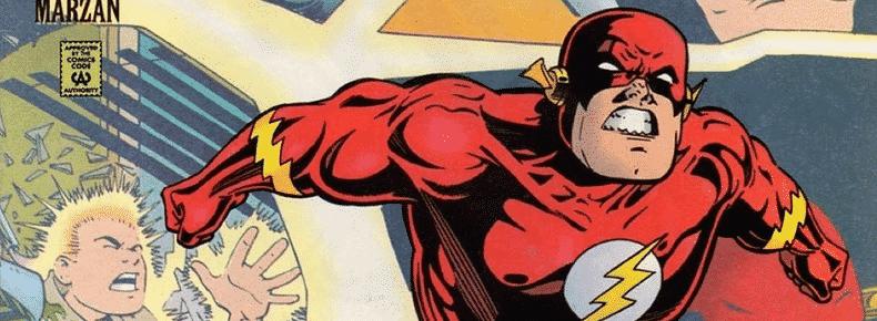 As 17 Melhores HQs do Flash 12