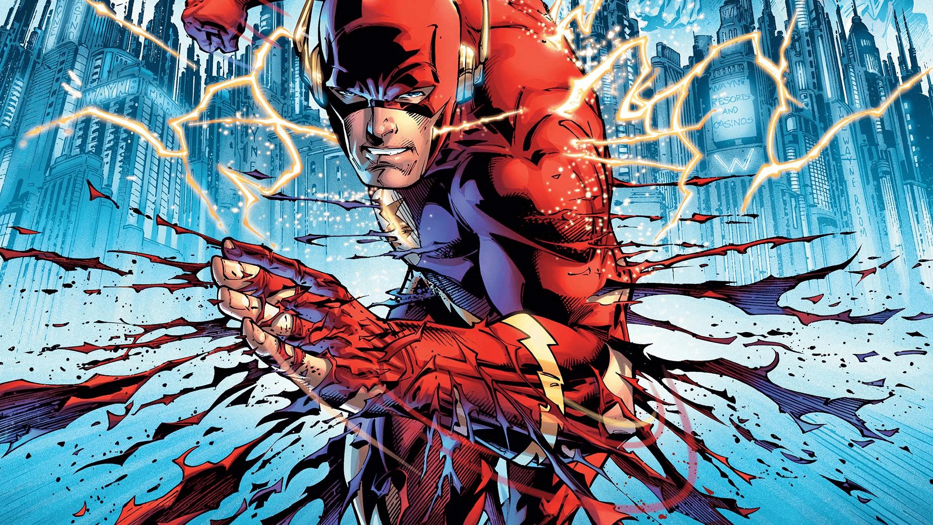 As 17 Melhores HQs do Flash 11