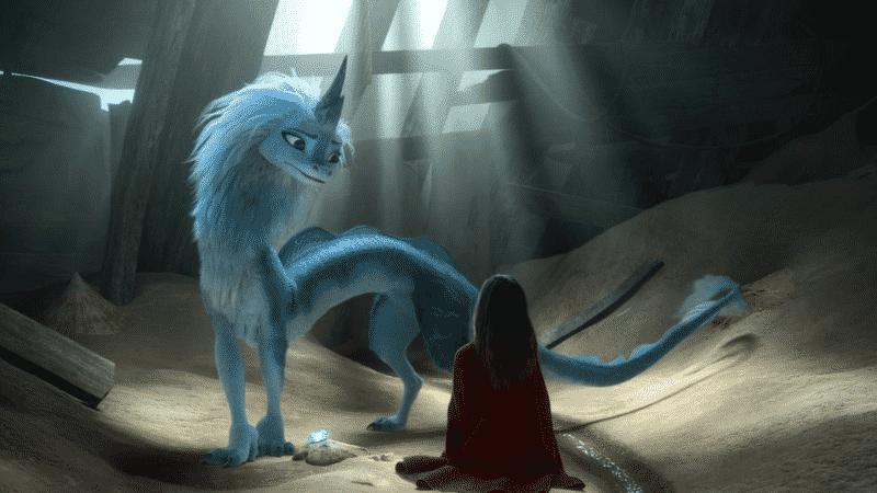 Raya e o Ultimo Dragão (2020) - O Ultimato 2