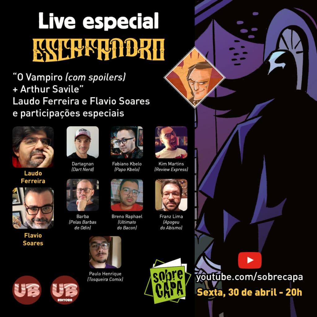 Live Especial Escafandro