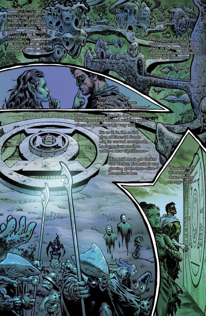 As melhores HQs do Lanterna Verde 15