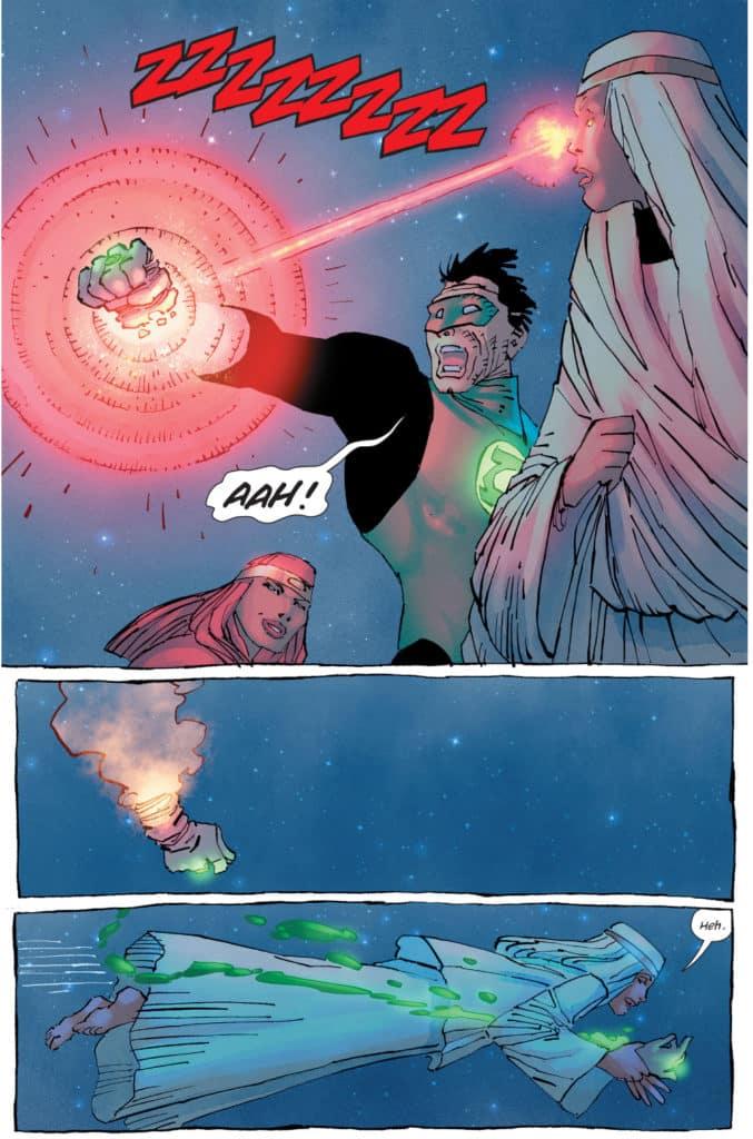 As melhores HQs do Lanterna Verde 16