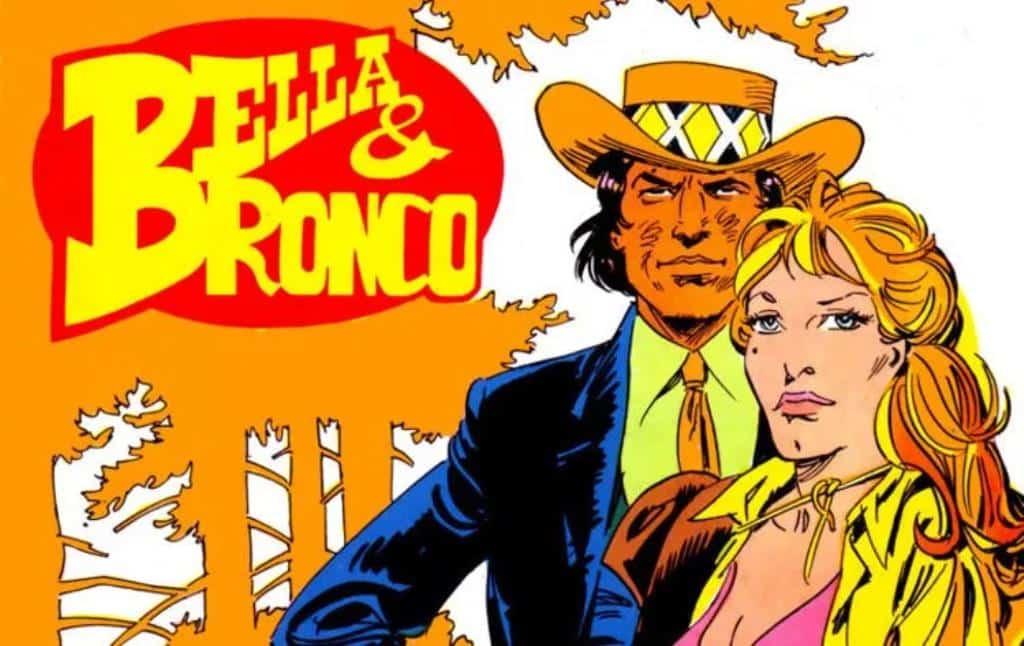 Conheça Bella e Bronco de Gino D' Antonio