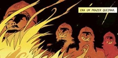 Conheça Farenheit 451 em Quadrinhos