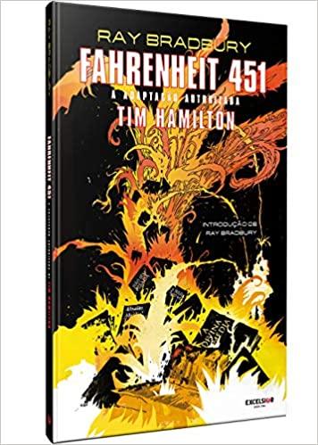 Farenheit 451 em Quadrinhos Comprar