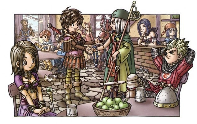 Dragon Quest Dicas de Streaming