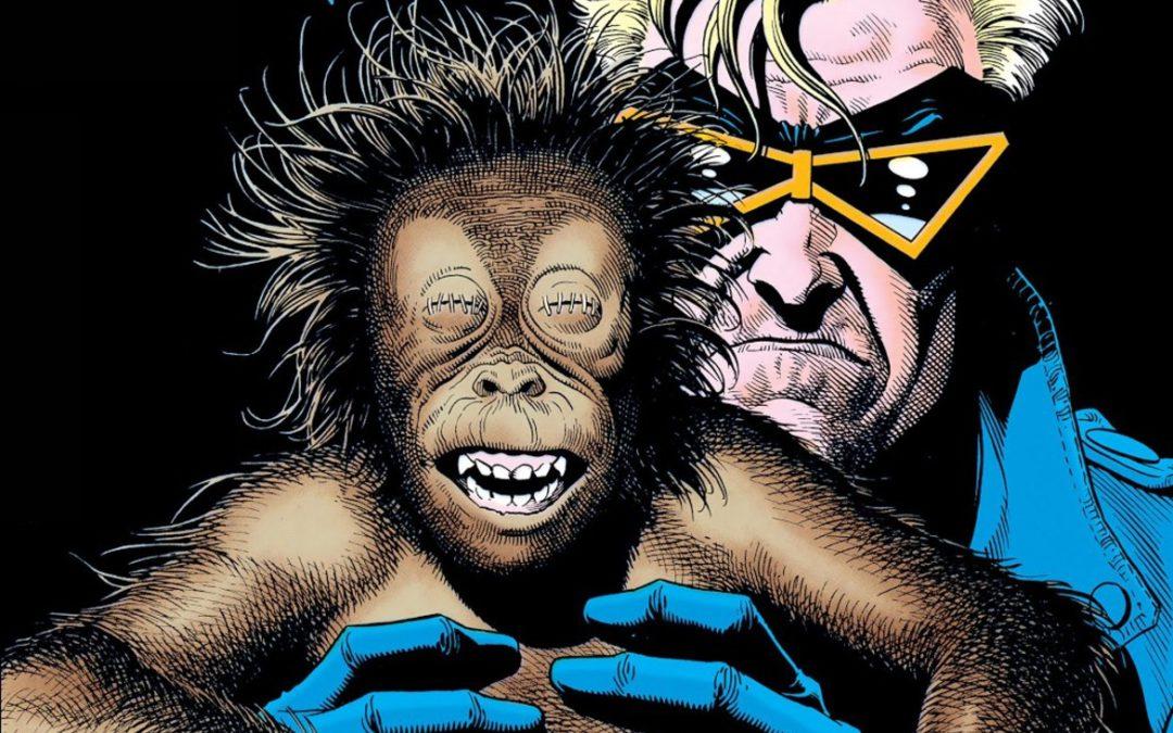 Homem Animal de Grant Morrison – O Ultimato