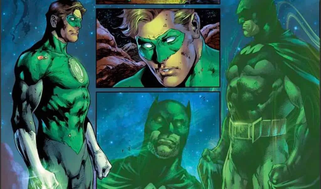 Lanterna Verde Especial 80 Anos