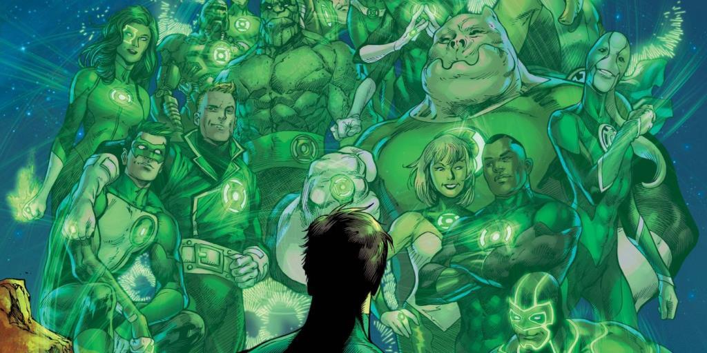 Lanterna Verde Especial 80 Anos – O Ultimato