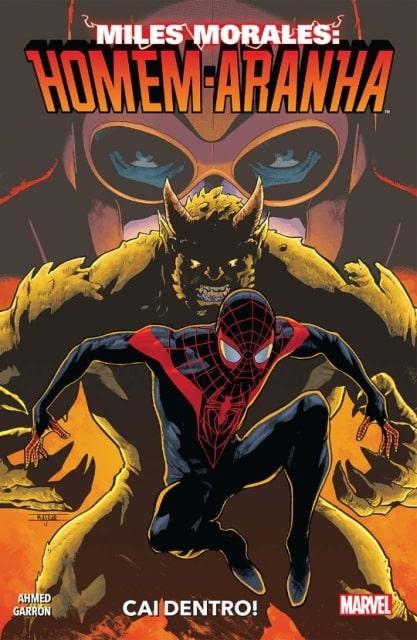 Miles Morales Homem-Aranha – 2 Cai Dentro!