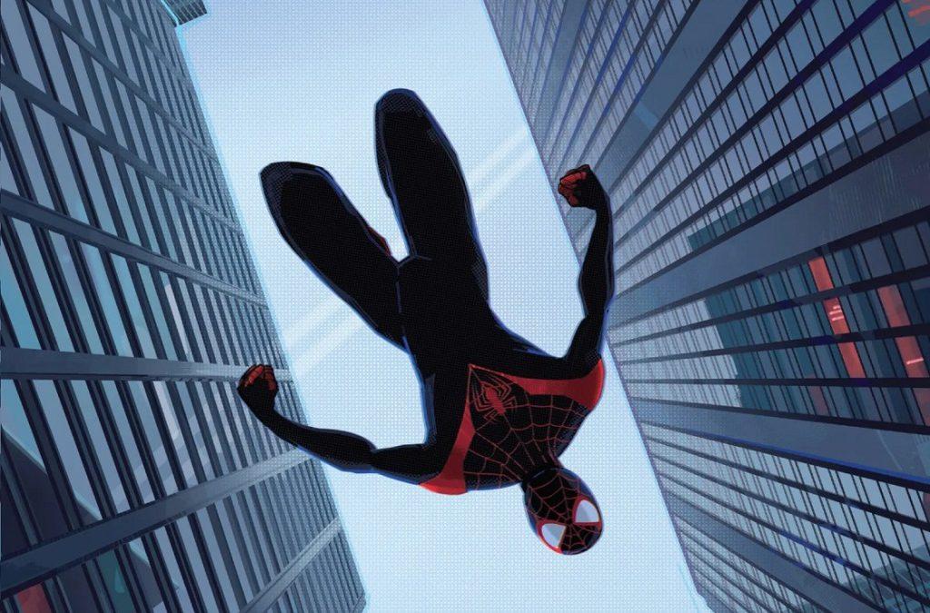 Miles Morales Homem-Aranha 2: Cai Dentro! – O Ultimato