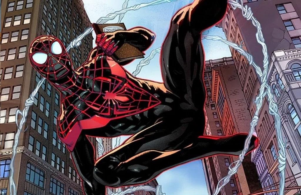 Miles Morales Homem-Aranha 1: Direto do Brooklyn – O Ultimato