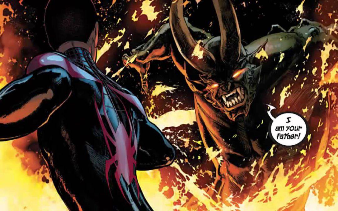 Miles Morales Homem-Aranha 3: Assunto de Família – O Ultimato