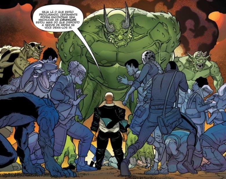 Miles Morales Homem-Aranha 3 Assunto de Família