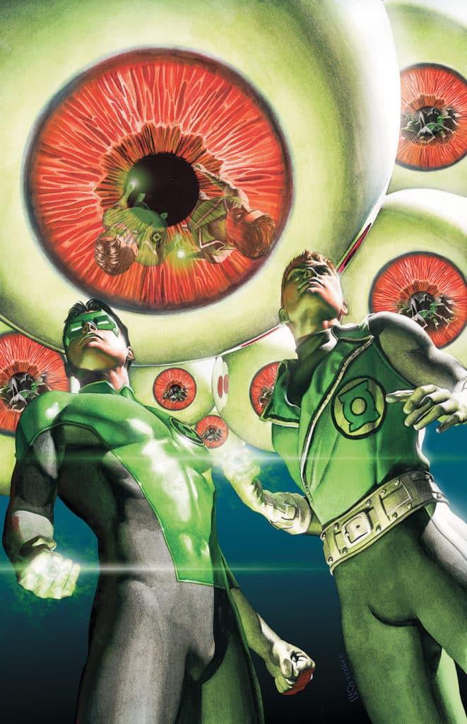 As melhores HQs do Lanterna Verde 14