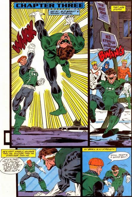 As melhores HQs do Lanterna Verde 4