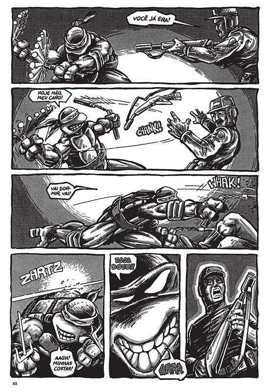 Tartarugas Ninja Coleção Clássica Vol 1 – O Ultimato
