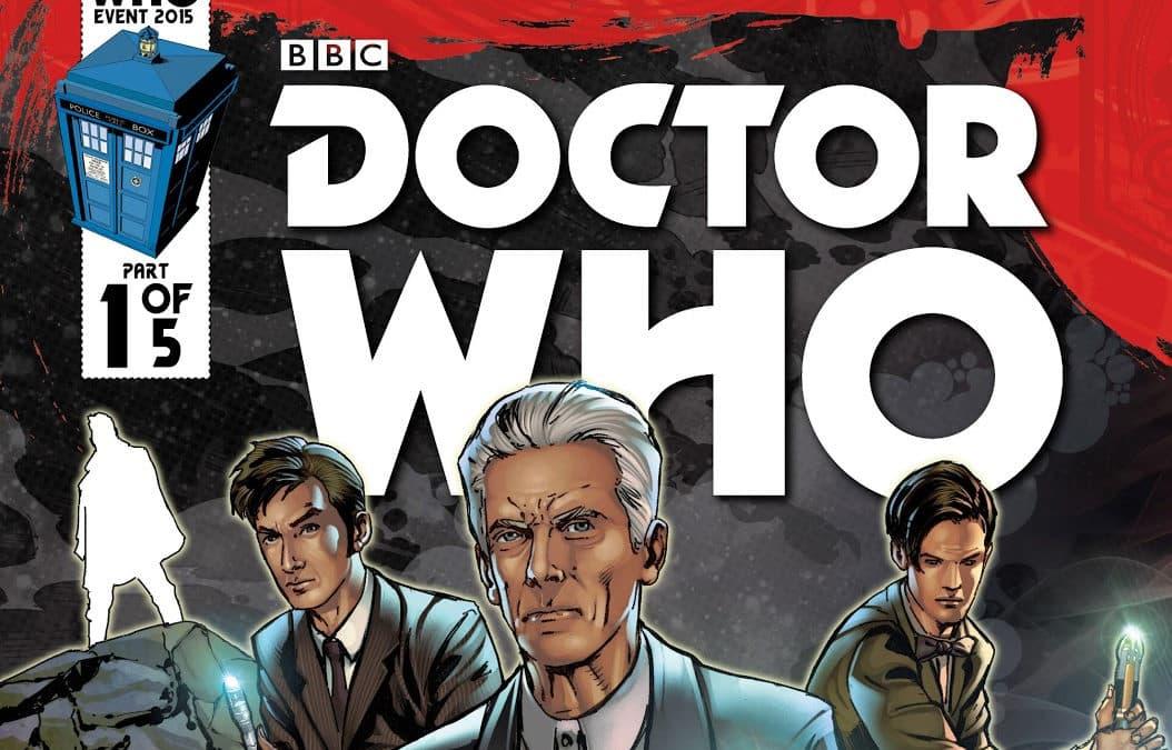 Conheça Doctor Who Os Quatro Doutores