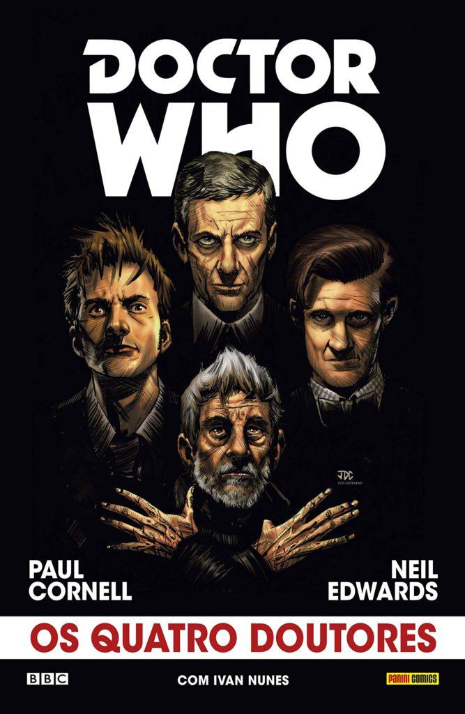 Conheça Doctor Who Os Quatro Doutores 3