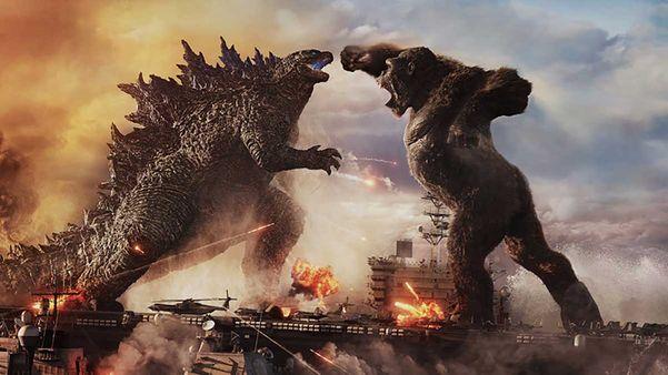 Godzilla vs Kong (2021) - O Ultimato 1
