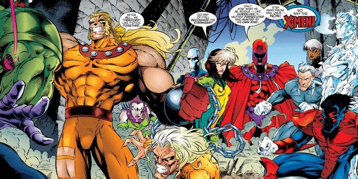As 26 melhores HQs dos X-Men 13