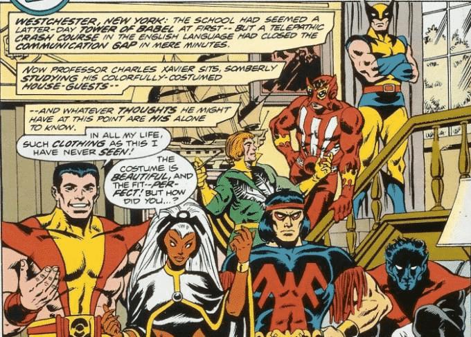 As 26 melhores HQs dos X-Men 4