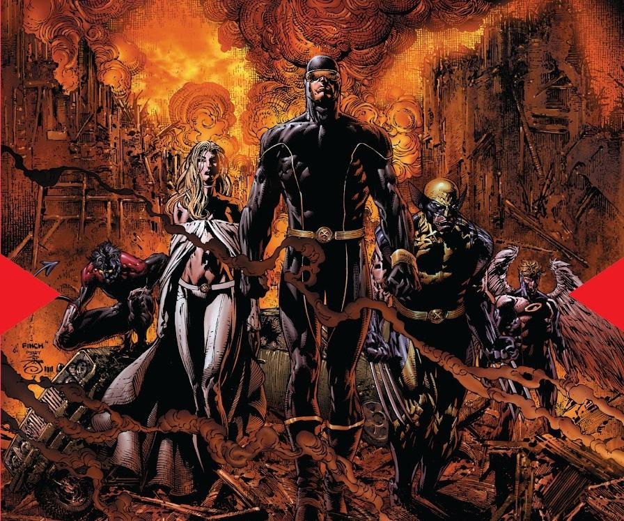 As 26 melhores HQs dos X-Men 21