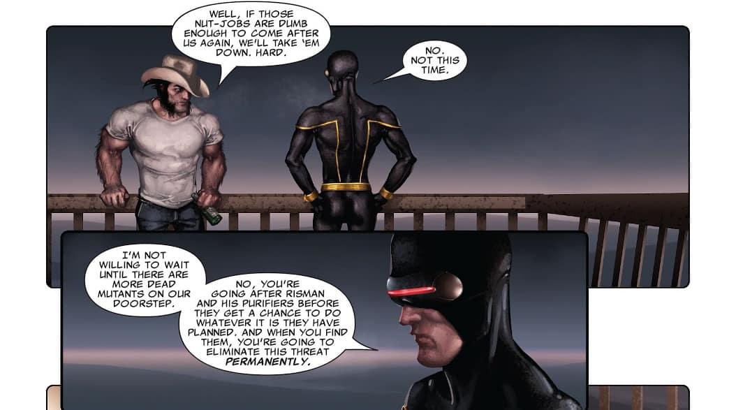 As 26 melhores HQs dos X-Men 23