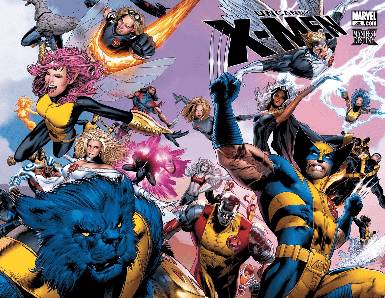 As 26 melhores HQs dos X-Men 19