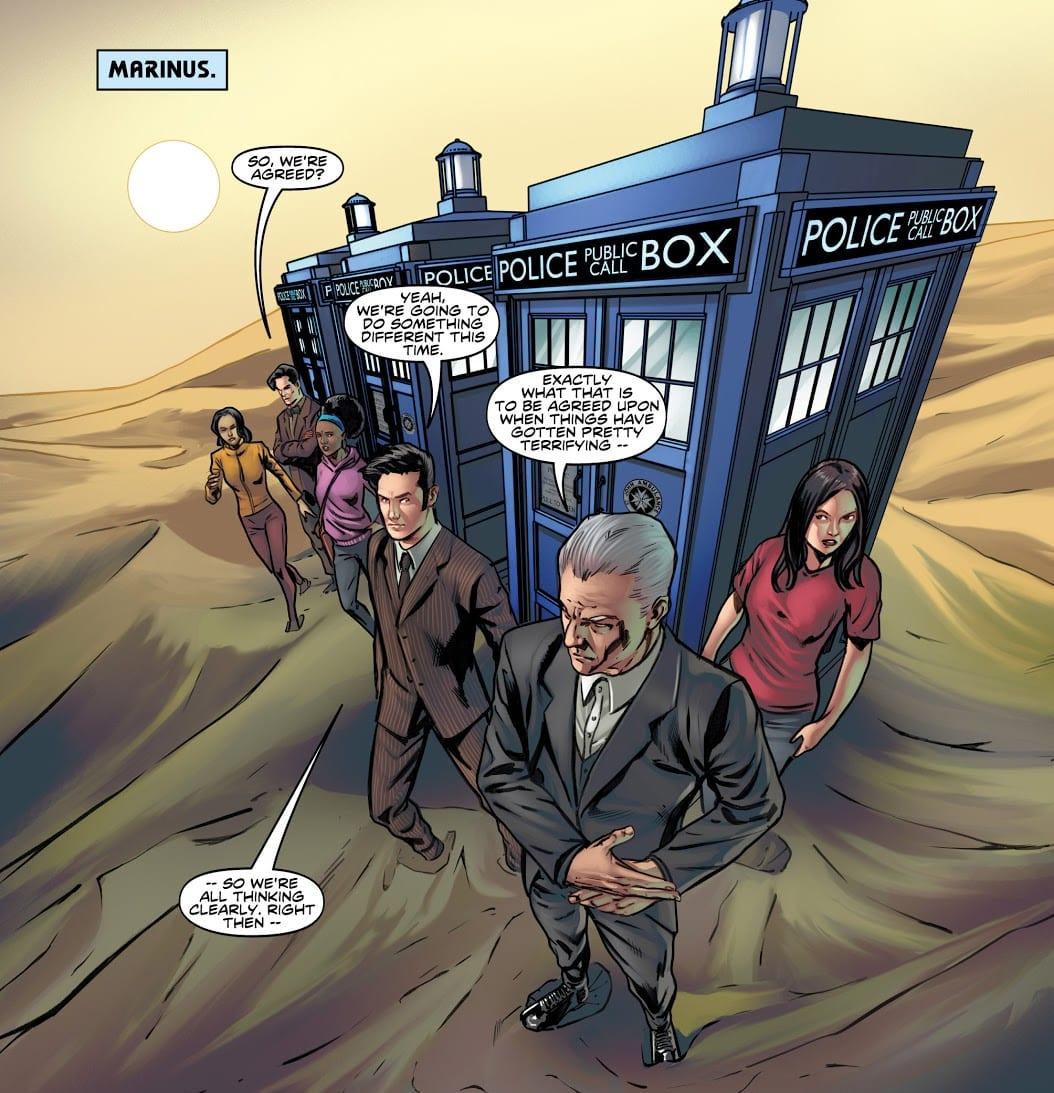 Conheça Doctor Who Os Quatro Doutores 2
