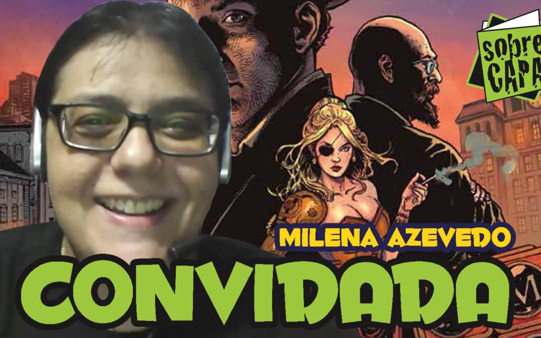Milena Azevedo – Penpengusa e Gibi de Menininha – Costelinha 095