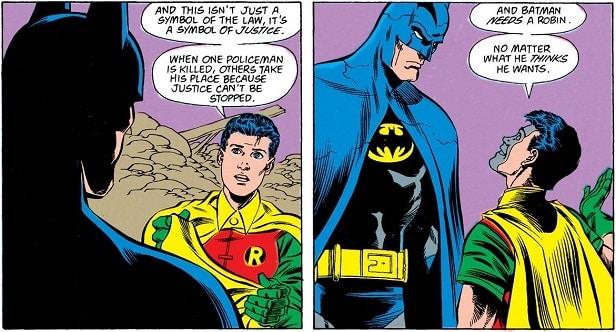 Como entender a essência dos três primeiros Robins