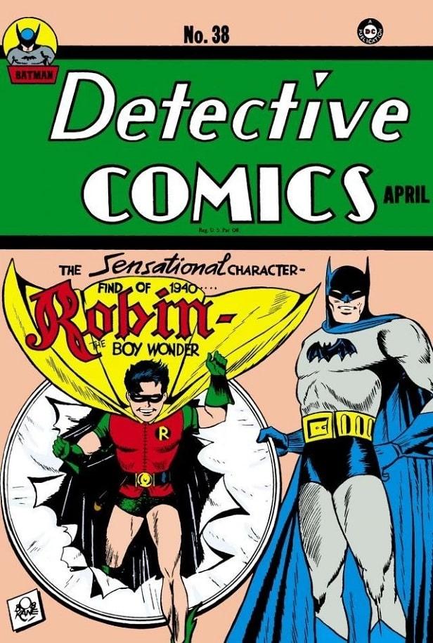 Qual o verdadeiro lugar do Robin? 6