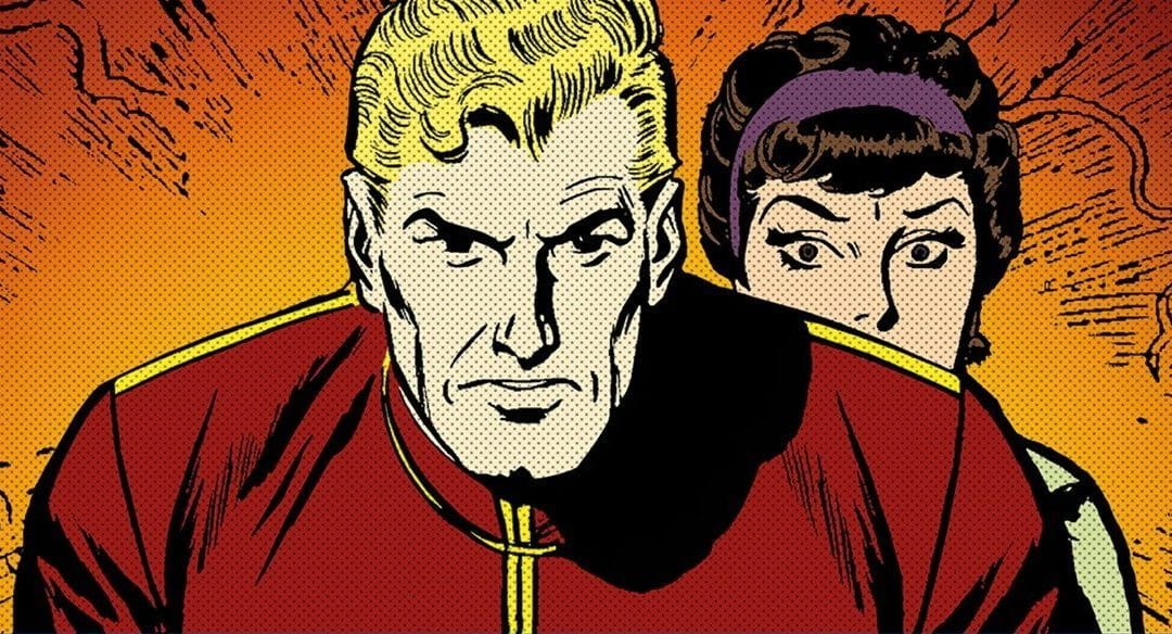 Conheça Flash Gordon – Baú de HQs