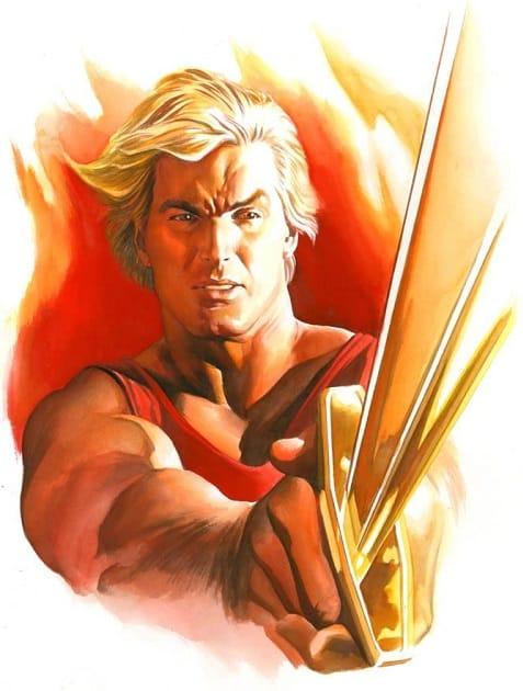 Conheça Flash Gordon – Baú de HQs 1