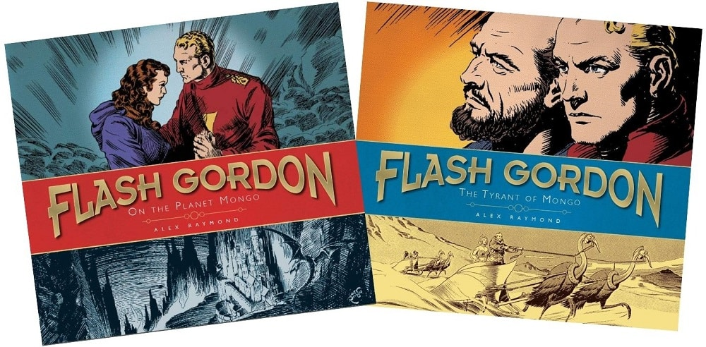 Conheça Flash Gordon – Baú de HQs 2