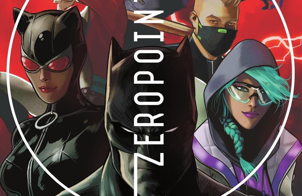 Saiba mais sobre Batman/Fortnite (2021)