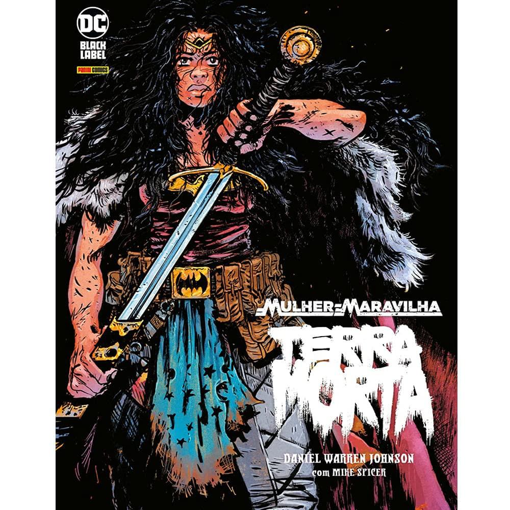 Mulher Maravilha Terra Morta (2020) - O Ultimato 4