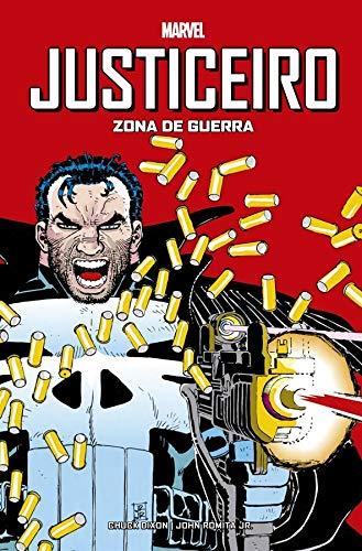 Justiceiro Zona de Guerra de Chuck Dixon e Romita Jr - O Ultimato 4