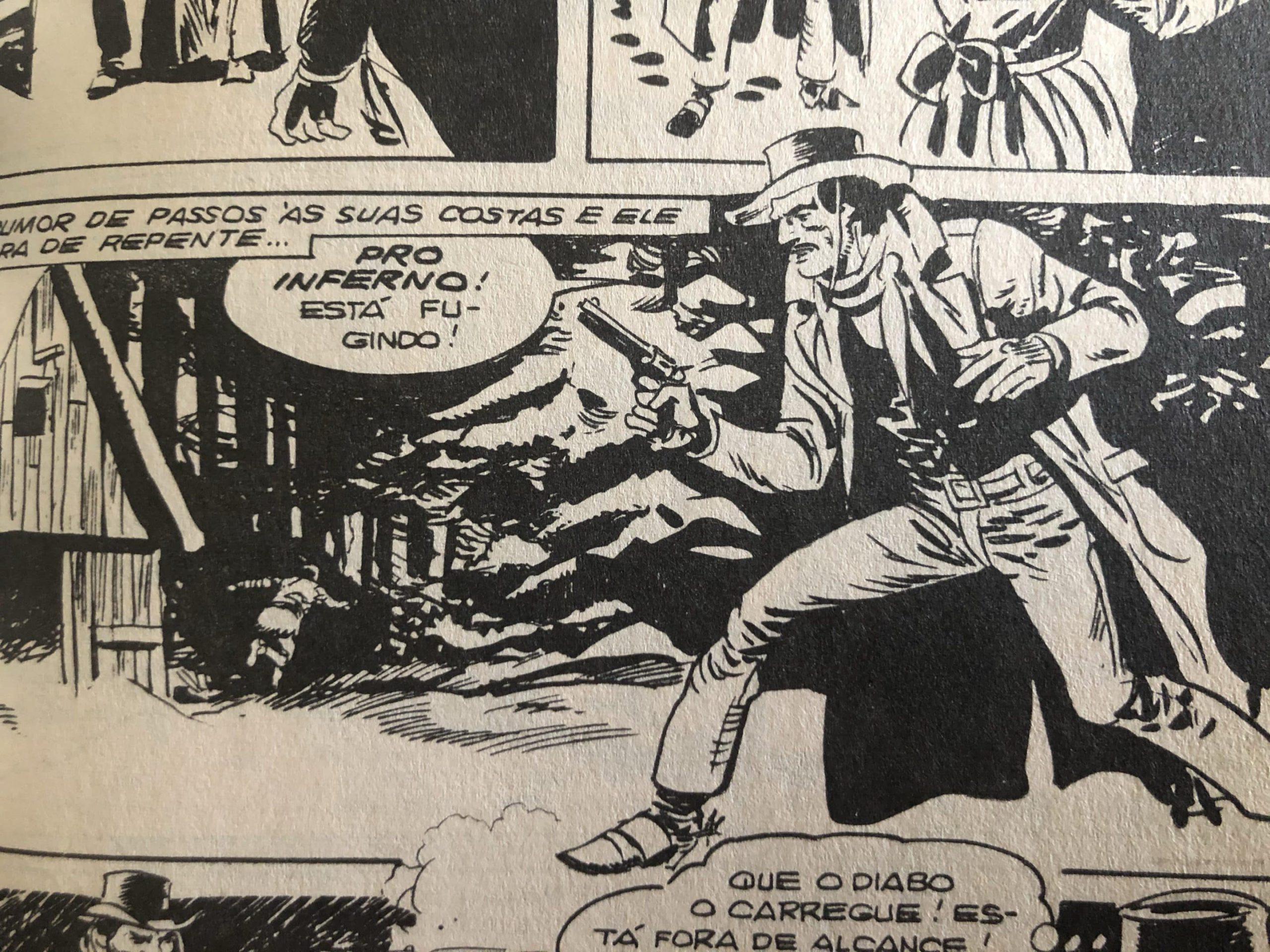 Judas de Ennio Missaglia (Chacal) - O Ultimato 1