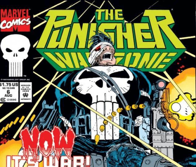 Justiceiro Zona de Guerra de Chuck Dixon e Romita Jr - O Ultimato 3