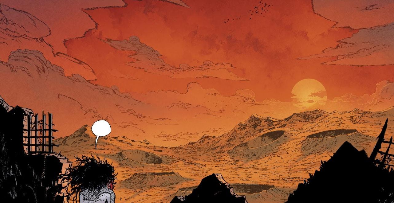Mulher Maravilha Terra Morta (2020) - O Ultimato 2