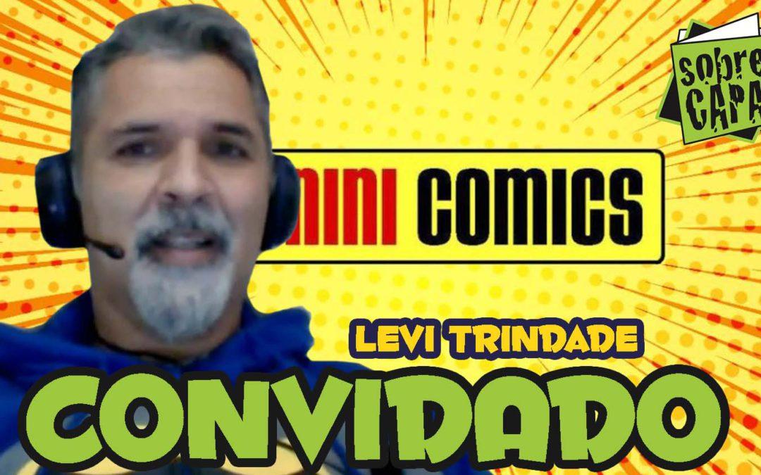 Levi Trindade e sua carreira nos quadrinhos – Costelinha 101