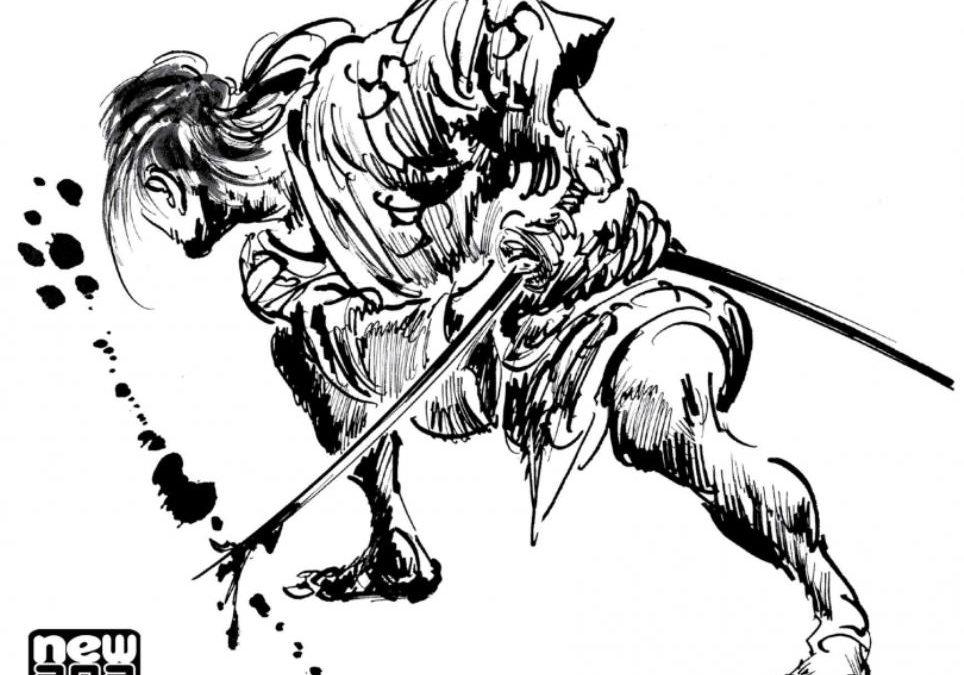 A Besta de Hideki Mori – O Ultimato